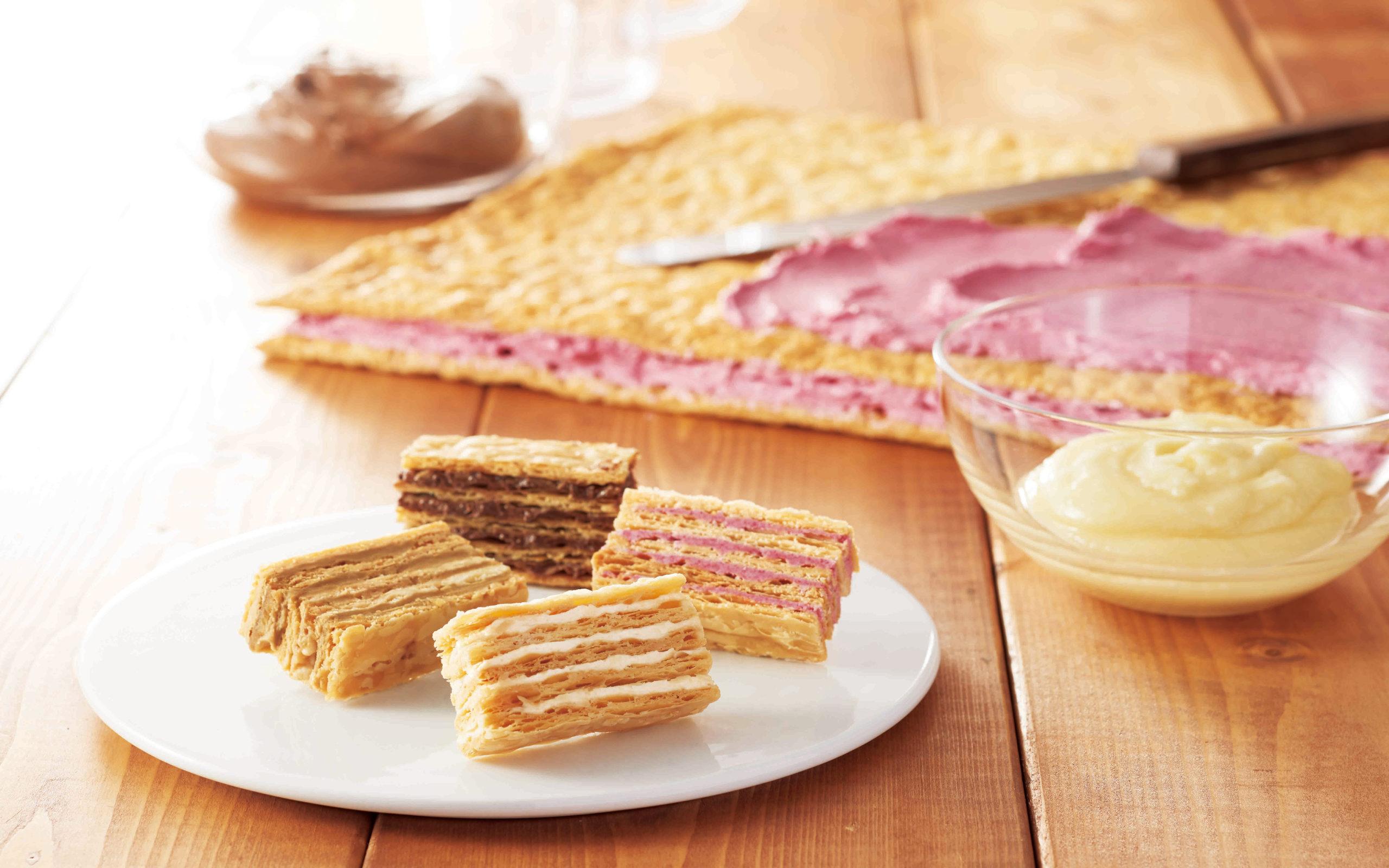 Gâteaux de Voyage Web site