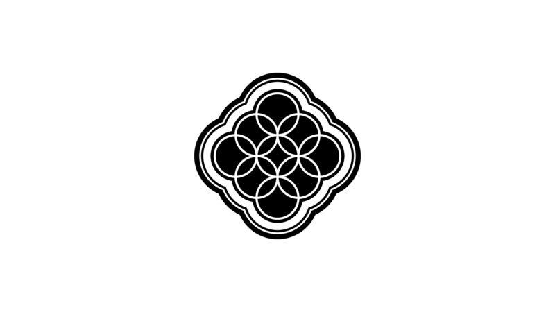 土津神社ロゴデザイン